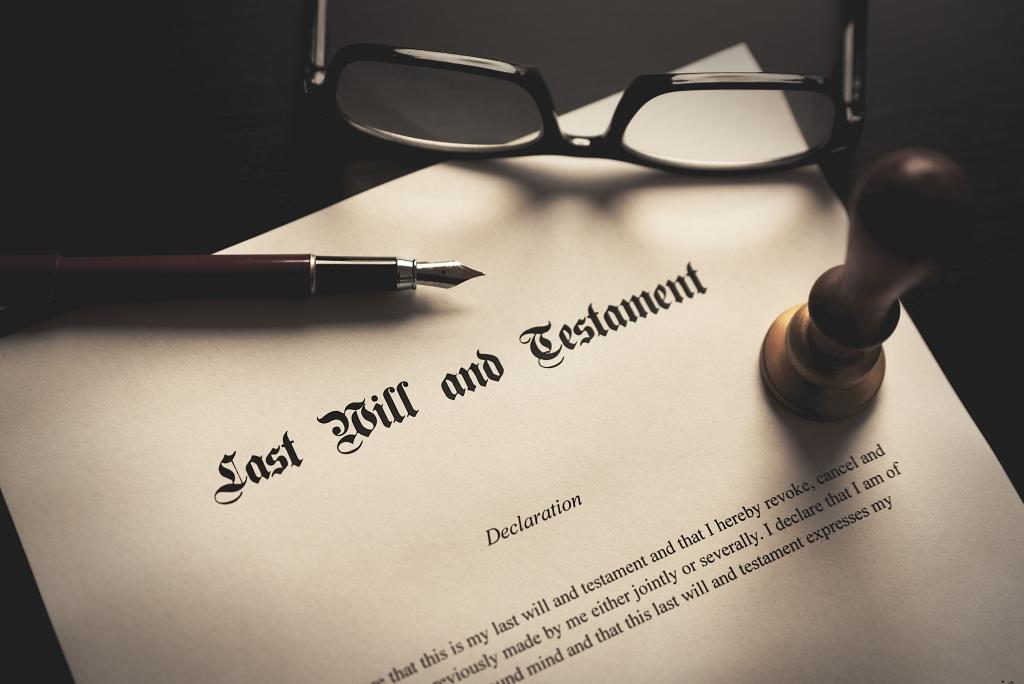 自筆証言遺言の作成方法